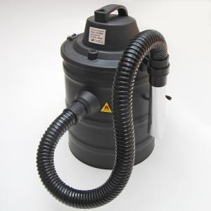 Aschesauger mit Motor, 18 L, inkl. Selbstreinigungsfunktion