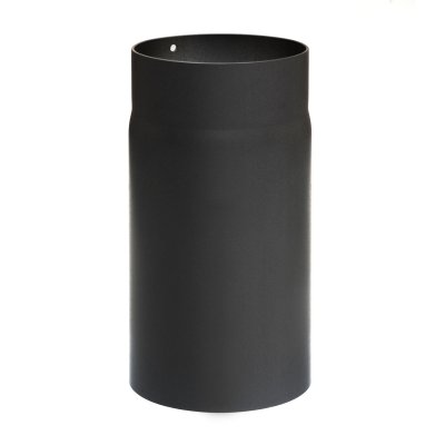 RR schwarz Ø150mm L: 250mm