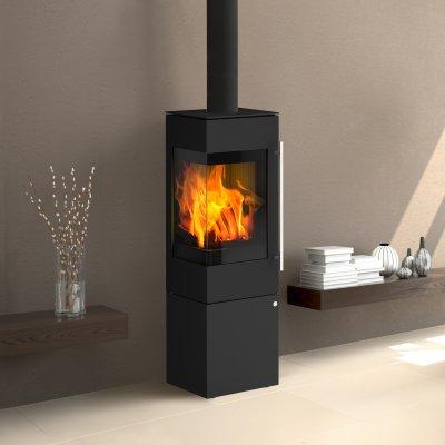 Ipala Smart Compact Stahl schwarz, Türanschlag...