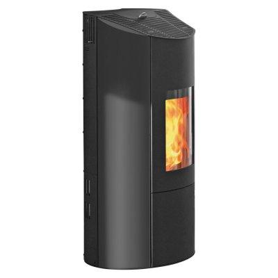 Levana Aqua 8kW Stahl schwarz