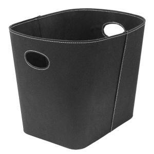 Polyester-Korb dunkelgrau Medium