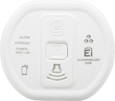 Ei Electronics Ei208iW Kohlenmonoxidwarner