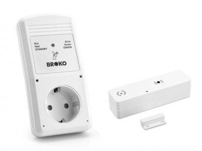 BL220F, Funk-Abluft-Sicherheitsschalter, Zwischenstecker...