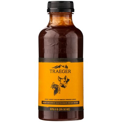 BBQ SAUCE - APRICOT 473 ml